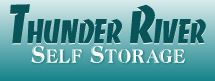 Thunder River Self Storage logo